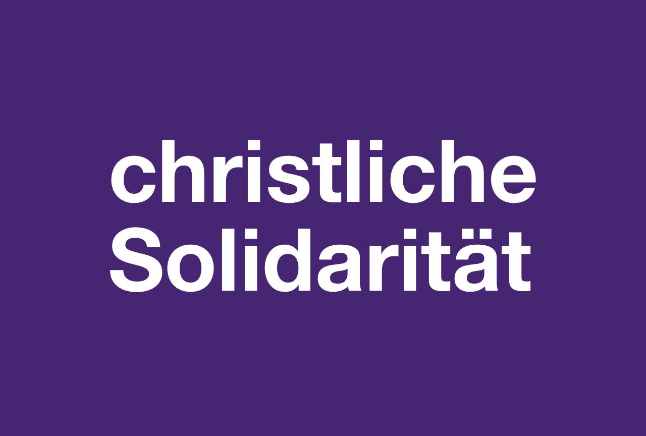 5ebead00b129f3 ... unsere Markenwerte »christliche Solidarität«